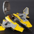 LEGO Star Wars Jedi Interceptor — Stock Photo #63407761