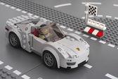 Porsche 918 Spyder by LEGO Speed Champions  — Stock Photo
