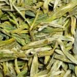 Bulk Green Tea Leaves — Stock Photo #68252221