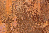 Corroded Metal Plate — Stock Photo