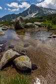 Banski Lakes, Pirin Mountain — Stock Photo