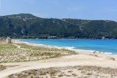 Girapetra Beach, Lefkada, Ionian Islands — Stock Photo
