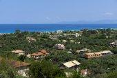 Lefkada Landscape, Ionian Islands — Stock Photo