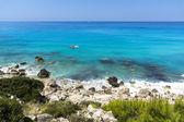 Agios Nikitas Beach, Lefkada, Ionian Islands — Stock Photo