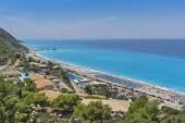 Katisma Beach, Lefkada, Ionian Islands — Stock Photo