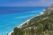 Kalamitsi Beach, Lefkada, Ionian Islands — Stock Photo