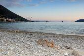 Vasiliki Sunset, Lefkada, Ionian Islands — Stock Photo