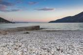 Vasiliki Sunset, Lefkada, Ionian Islands — Foto Stock