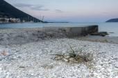 Vasiliki Sunrise, Lefkada, Ionian Islands — Stock Photo