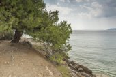 Tripotamos Beach , Chalkidiki, Sithonia, Central Macedonia — Stock Photo