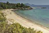 Agios Georgios Beach, Chalkidiki, Sithonia, Central Macedonia — Stock Photo
