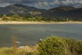 Sykia Beach, Chalkidiki, Sithonia, Central Macedonia — Stock Photo
