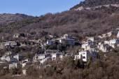 Panoramic views of village Vitsa, Zagori, Epirus — Stock Photo