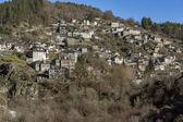 Kipoi village, Pindus Mountains, Zagori, Epirus — Stock Photo