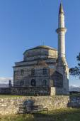 Fethiye Mosque in castle of Ioannina, Epirus — Stock Photo