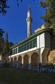 Aslan Pasha Mosque, in the castle of Ioannina, Epirus — Stock Photo