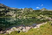 Banderishko Fish Lake, Pirin Mountain — Stock Photo