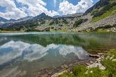 Muratovo Lake, Pirin Mountain Landscape — Стоковое фото