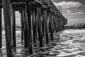 Cayucos Pier — Stock Photo