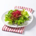 Mixed green salad — Stock Photo #54176319