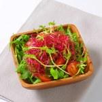 Mixed green salad — Stock Photo #54176345