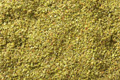 Dried Marjoram leaves — Stock Photo