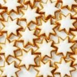 Постер, плакат: Cinnamon star cookies