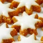 ������, ������: Cinnamon star cookies