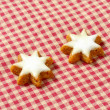 Постер, плакат: Cinnamon star cookies