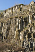 Basalt rocks — Stock Photo