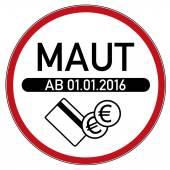Maut — Stockfoto