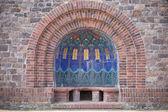Mosaic niche — Stock Photo