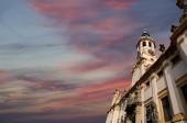 Loreta -- a large pilgrimage destination in Hradcany, a district of Prague, Czech Republic — Stockfoto