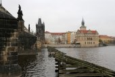 Charles Bridge (day) in Prague, Czech Republic — Stock Photo