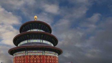 Temple of Heaven (Altar of Heaven), Beijing, China — Stock Video