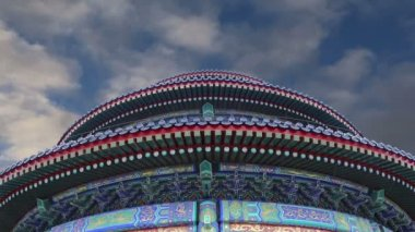 Temple of Heaven (Altar of Heaven), Beijing, China — Stock Video
