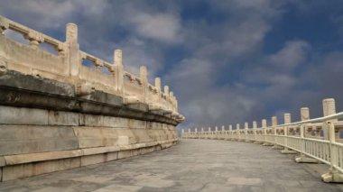 Tempio del cielo (altare del cielo), pechino, cina — Video Stock