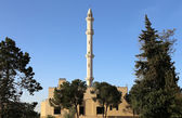 Mosques architecture in Amman, Jordan,  Middle East — Foto de Stock