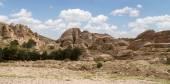 Mountains of Petra, Jordan, Middle East. — Fotografia Stock