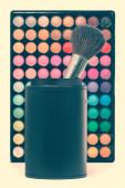 Makeup brush — Stock Photo