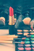 Make-up collection — Stock Photo