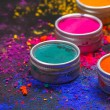 Colorful dyes — Stock Photo #60656683