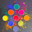 Colorful dyes — Stock Photo #60656719