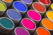 Colorful dyes — Stock fotografie