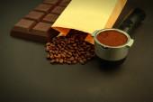 Set for coffee break — Stock Photo
