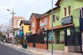 Mariscal Foch Street in Quito, Ecuador — Stock fotografie