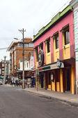 Mariscal Foch Street in Quito, Ecuador — Photo