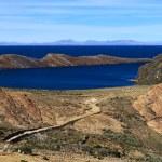 Isla del Sol in Lake Titicaca in Bolivia — Stock Photo #59498737