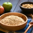 Raw Rolled Oats — Stock Photo #67458061