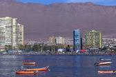 Cavancha Beach in Iquique, Chile — Stock Photo